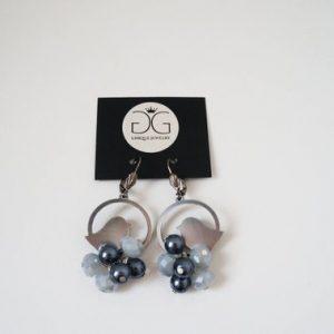 Jewelry bird earrings GG UNIQUE