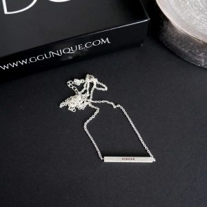 GG UNIQUE - personalized necklace